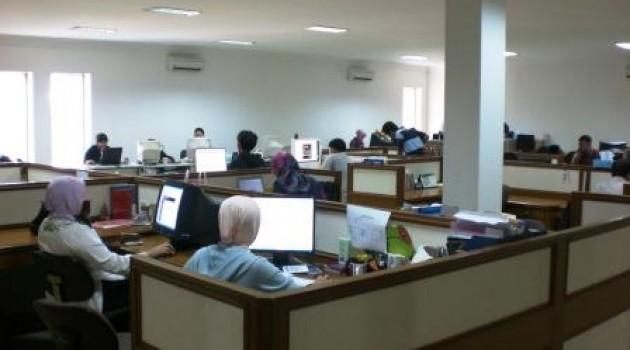 muslimah kerja